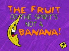 Pastor Thomas' fun fruit of the spirit song