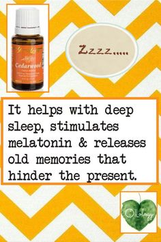 Young Living Cedarwood oil www.facebook.com/OILology
