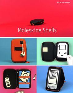 Shut up and take my money    Gluekit Video | Moleskine Shells