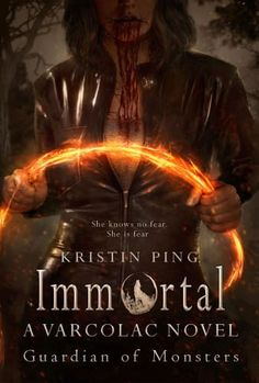 EBook Immortal: Guardian of Monsters (Varcolac Novel Book Author Kristin Ping and Joemel Requeza Book Club Books, Book Lists, Book 1, My Books, Fantasy Books To Read, Fantasy Book Covers, Best Fantasy Romance Books, Free Romance Books, Fantasy Book Series