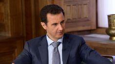 Syrian President Bas