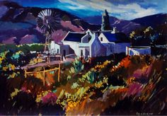 Karoo.   By Rika De Klerk Pretty Pics, Pretty Pictures, Figurative Art, Contemporary, Painting, Cute Pics, Beautiful Pictures, Painting Art, Paintings