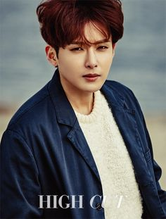 """Super Junior's Ryeowook Shows His Retro Charms with """"High Cut"""" 