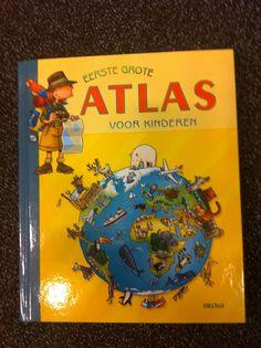 eerste grote atlas voor kinderen (deltas)