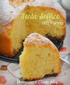 Italian Desserts, Köstliche Desserts, Delicious Desserts, Nutella, Confort Food, My Pie, Torte Cake, Plum Cake, Breakfast Cake