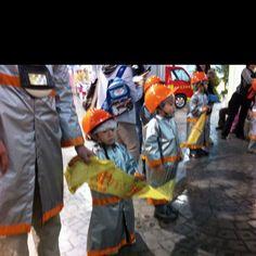 台北兒童必去,Baby Boss。 讓孩子嘗試不同職業生涯。