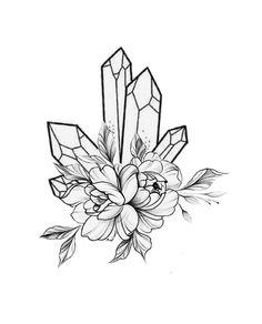 Tattoo Sketches 300333868903368806 - Le plus récent Absolument gratuit Tatouage croquis Style, Source by gaelleantunesdu Tattoo Sketches, Tattoo Drawings, Body Art Tattoos, New Tattoos, Tattoos For Guys, Tatoos, Full Arm Sleeve Tattoo, Sleeve Tattoos, Crystal Drawing