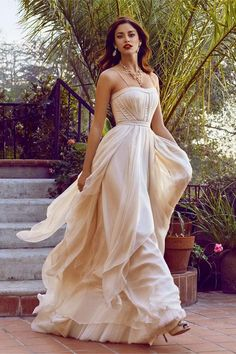 Catherine Deane ethereal wedding dress