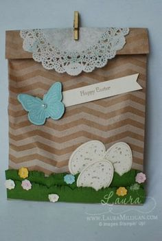 "Laura Milligan, Stampin' Up! Demonstrator - I'd Rather ""Bee"" Stampin!: March Stamper's Dozen Blog Hop"