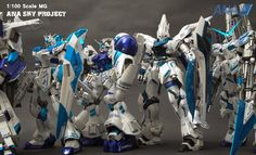 Master Grade ANA Airways Project by Vicious1999 - Gundam Kits Collection News and Reviews