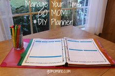 Manage Your Time DIY