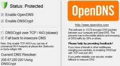Naviga il Web Sicuro e Veloce con OpenDNS + DNSCrypt ( clicca l'immagine x leggere il post )