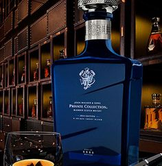 John Walker & Sons Private Collection, Latest In Johnnie Walker Ultra-Deluxe Range