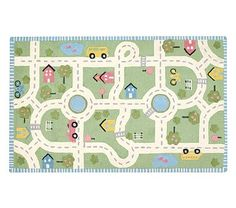 Play in the Park Rug #pbkids