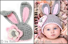 patterns bunny crochet - Buscar con Google