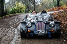 Having previously driven Morgan's unique and wonderful 3 Wheeler, it was about time we sampled one of their V8 beasts. What better way to ...