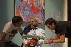 Carlos Sobera abre la temporada protagonizando una hilarante comedia sobre la ambición de la clase política http://revcyl.com/www/index.php/cultura-y-turismo/item/6385-carlos-sobera-ab