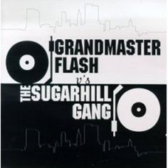 Album cover for Grandmaster Flash v The Sugarhill Gang