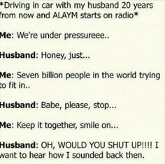 Perfect. Cause obviously Justin is going to be my husband someday. Hehe (: