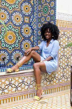 Simply Cyn: Stay Marrakech: Royal Mansour