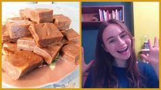 VEGAN CHOCOLATE AND ORANGE FUDGE   RAW Vegan Recipes Videos, Orange Recipes, Nut Butter, Vegan Chocolate, Fudge, Food Videos, Cocoa, Theobroma Cacao, Hot Chocolate