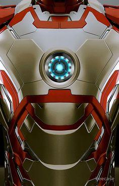 For matt. iPhone case - Iron man Body Armor Mark 47 - Apple iPhone case by beecase Iron Man Wallpaper, Marvel Wallpaper, Iphone Wallpaper, Ironman Wallpaper Iphone, Wallpaper Wallpapers, Iron Man Avengers, Marvel Avengers, Iron Man Kunst, Iron Man Art