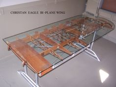 christan eagle desk