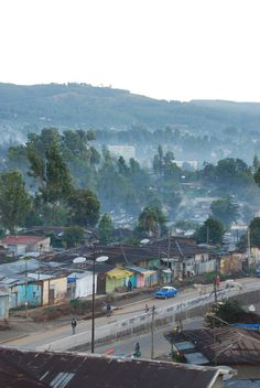Ethiopia - Addis Ababa (2008)