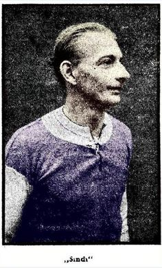 Matthias Sindelar the greatest austrian footballplayer before WWII