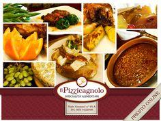 Presto online Web Site Il Pizzicagnolo SGV