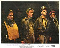 Orr, Nately, Yossarian, and Dobbs