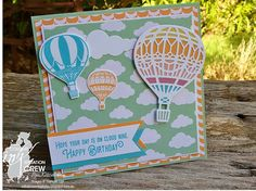 With a bow on top: Our First Colour INKspiration Blog Hop