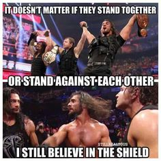Believe In The Shield