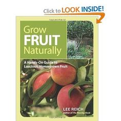 Grow Fruit Naturally: A Hands-On Guide to Luscious, Homegrown Fruit: Lee Reich: 9781600853562: Amazon.com: Books