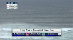 2016 Drug Aware Margaret River Pro (W): Round 3, Heat 1 Video