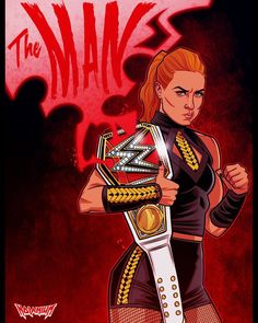 Wwe Female Wrestlers, Becky Lynch, Wwe Womens, Cartoon Characters, Fictional Characters, Wwe Photos, Wwe Superstars, My Images, The Man