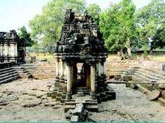 Archeology- shrines at Baroli