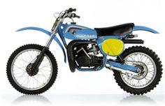 Pursang Mk11, 370 cc. Año: 1978