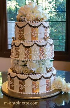 M. Antoinette Cakes Photos, Wedding Cake Pictures, Nevada - Las Vegas and surrounding areas