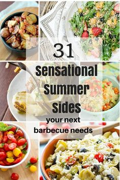 31 Sensational Summer Sides To Make At Your Next Barbecue