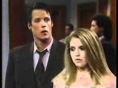 Bo & Carly - Jennifer Confronts Lawrence 1991