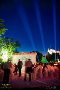 Свадьба Наума и Евгении. Церемония Хупа. Jewish Wedding Chuppah GORODETSKIY EVENT AGENCY