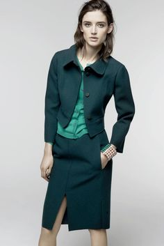 Nina Ricci Pre-Fall Collection for 2014