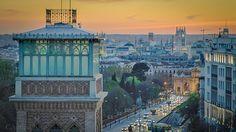 Buscando un faro que guíe mis pasos.  Vistas de la Casa Árabe desde H10 Puerta de Alcalá de H10 Hotels