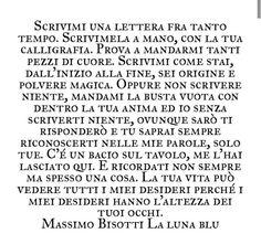 Massimo Bisotti, La luna blu ♡