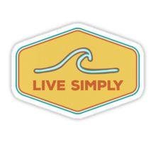 Wave Logo Sticker