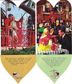 RETRO FLORIDA: 1960s The Castaways Motel Brochure  - by RetroLand U.S.A. via Flickr