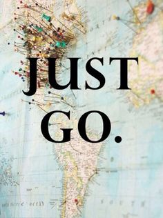 Just go. Check out our timepieces inspired by travel and adventure #travel #quotes #carpediem