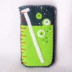 Lab Beaker Iphone Case - Lime Green. $18.00, via Etsy.