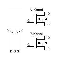 MOSFET - Leistungslose Leistung